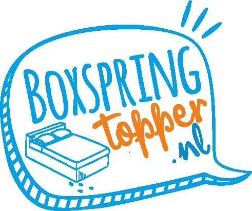 Boxspringtopper website logo