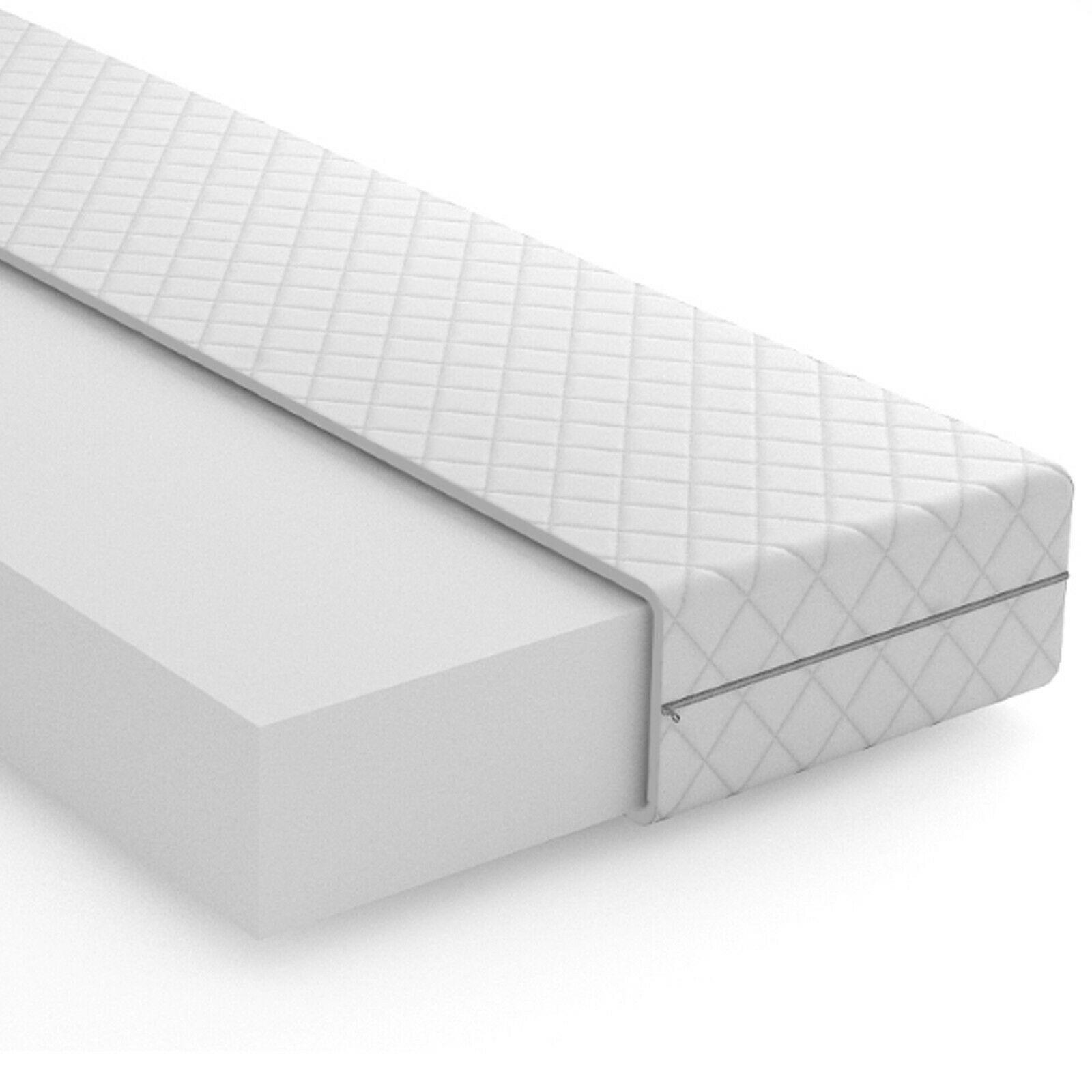 een doorsnede van een koudschuim matras