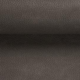 skai leder boxspring stof 26 donker grijs