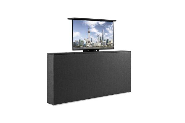 voetenbord voor boxspring bed met een ingebouwde tv lift tot 42 inch